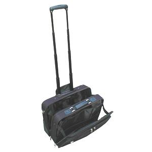 Universal Trolley Laptop Tool Case w/Tool Pallet