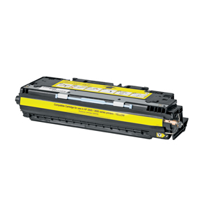 Hewlett Packard Yellow Toner Cartridge