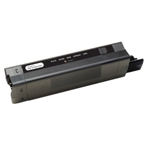 Okidata Black Toner Cartridge