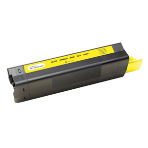 Okidata Yellow Toner Cartridge