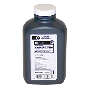 Kyocera Black Toner Bottle