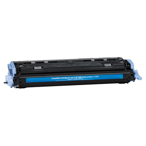 Hewlett Packard Cyan Toner Cartridge