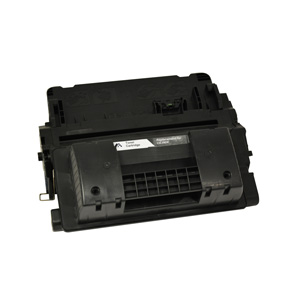 Hewlett Packard Black Toner Cartridge, Extended Yield