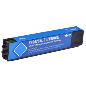 Hewlett Packard Cyan Inkjet Cartridge