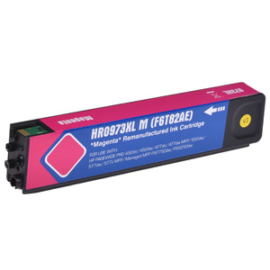 Hewlett Packard Magenta Inkjet Cartridge