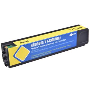 Hewlett Packard Yellow Inkjet Cartridge